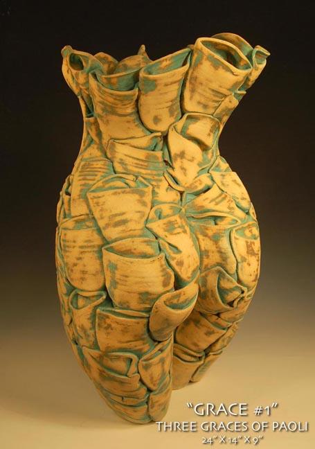 Philip Lyons - Ceramic Sculpture